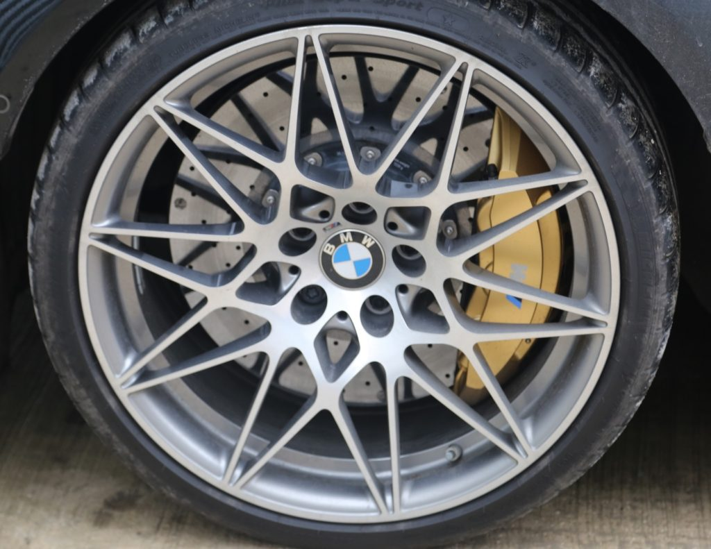 Diamond Cut Refurb Huddersfield BMW Alloy Wheels Repair