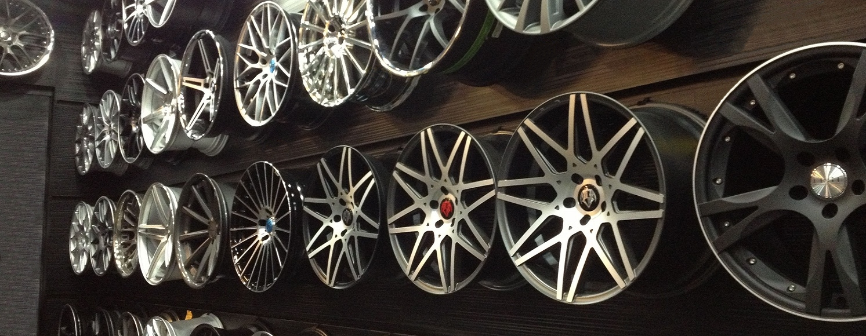 Diamond Cut Alloy Wheels Refurbishment