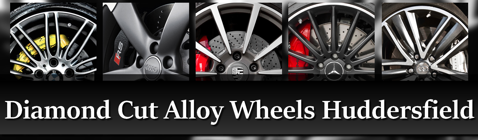 Diamond Cut Alloy Wheels Huddersfield