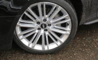 Audi A4 Diamond Cut Refurb