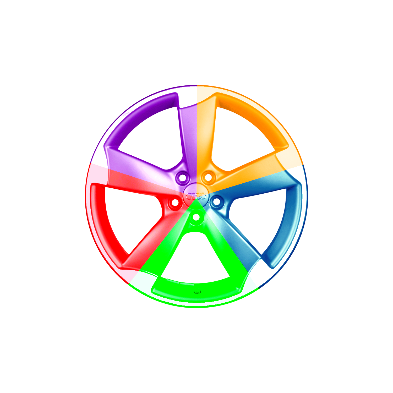Alloy Wheel Refurb Diamond Cut Huddersfield – Powder Coating