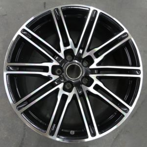 Diamond Cut Alloy Wheel Refurbishment Huddersfield