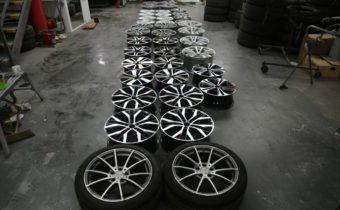 Alloy Wheels Refurb and Repair