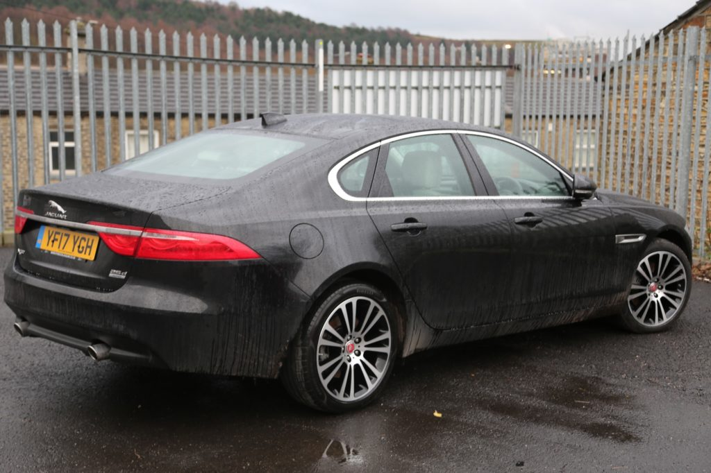 Diamond Cut Refurb Huddersfield Jaguar Alloy Wheels Repair