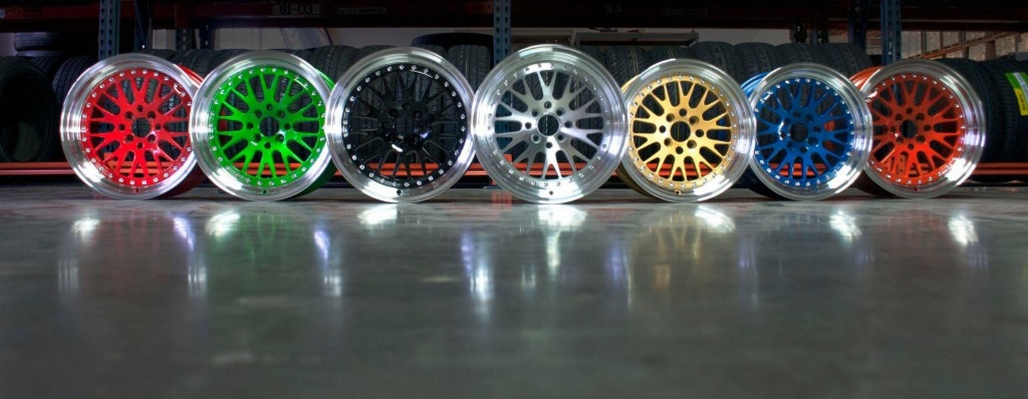 Alloy Wheel Customisation Huddersfield